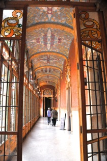 Beautiful corridor