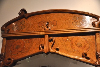 Detail of Hall furniture