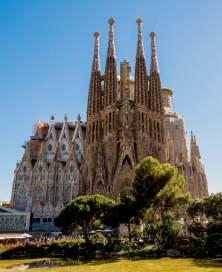 The Sagrada Familia, Nativity side
