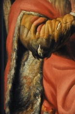 Detail of Tobit and Anna