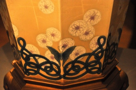 Detail of vase