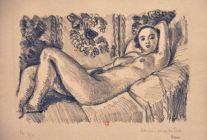 Little Dawn; by Henri Matisse, 1923