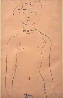 The Idol; by Henri Matisse, 1906